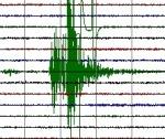 seismograph - recording